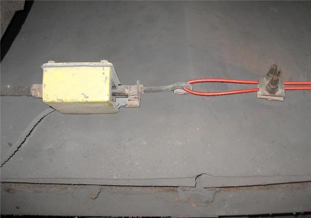 Аварийный трос конвейера магниты на конвейер